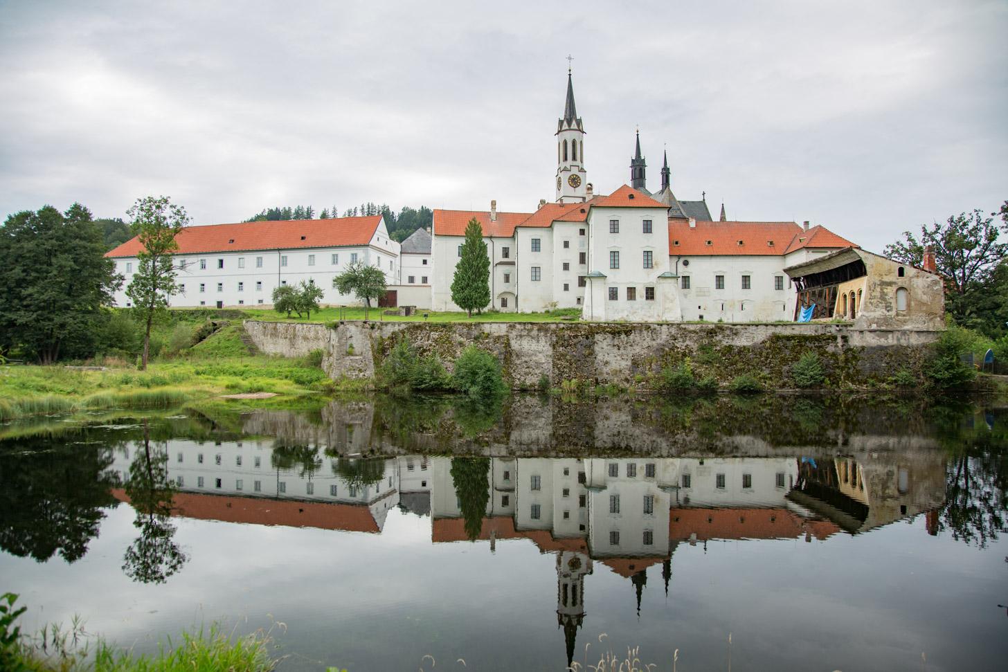 Cisterciënzerklooster van Vyšší Brod